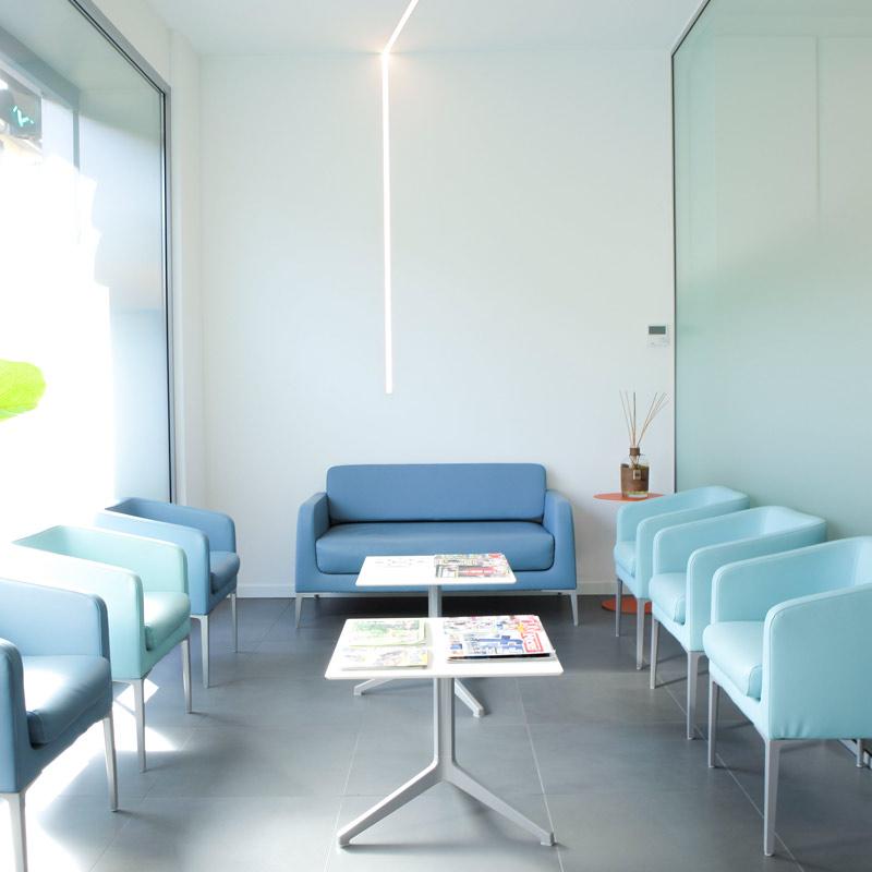 gallery fotografica dello studio dentistico riva