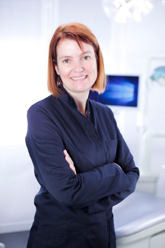 Il team dello studio dentistico Riva