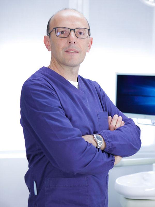 Angelo Riva dello studio dentistico Riva