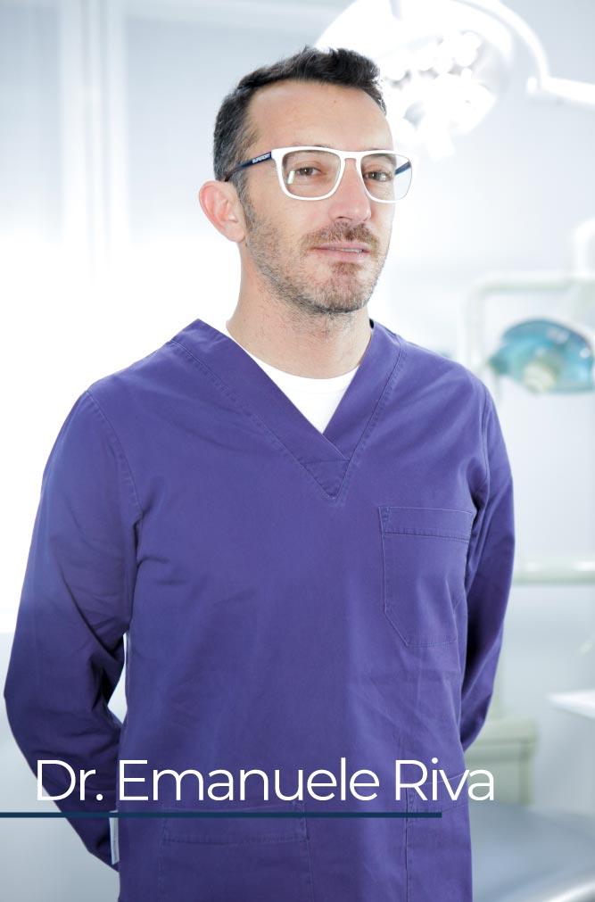 Dr. Emanuele Riva | Studio Dentistico Riva