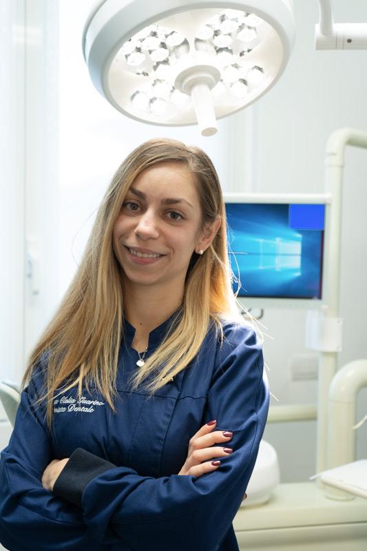Dott.ssa Clelia Giardino | Studio Dentistico Riva